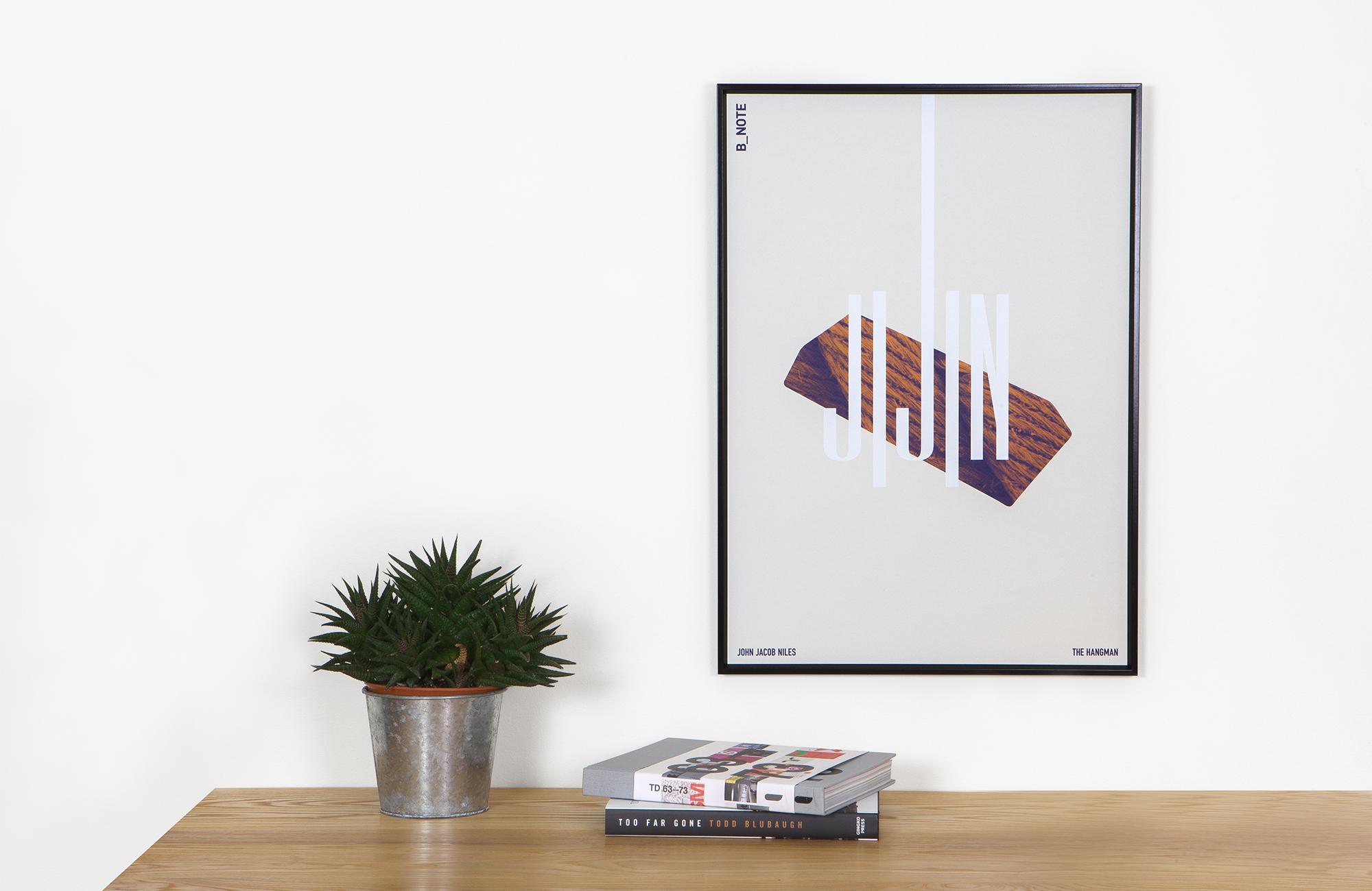 All Works Co._Graphic_Design_Studio_London_B-Note-Poster-Series-01_John-Jacob-Niles_Print_Poster_01