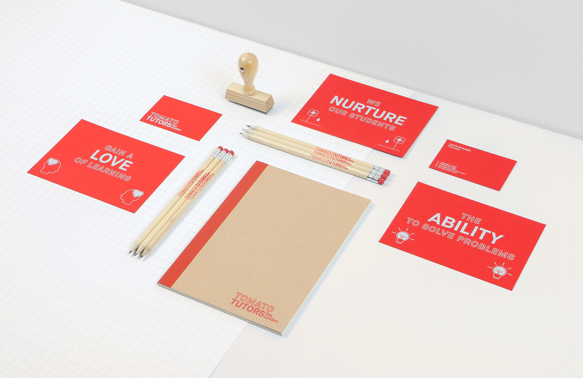 All Works Co._Graphic_Design_Studio_London_TomatoTutors_Identity_Print_BusinessCards