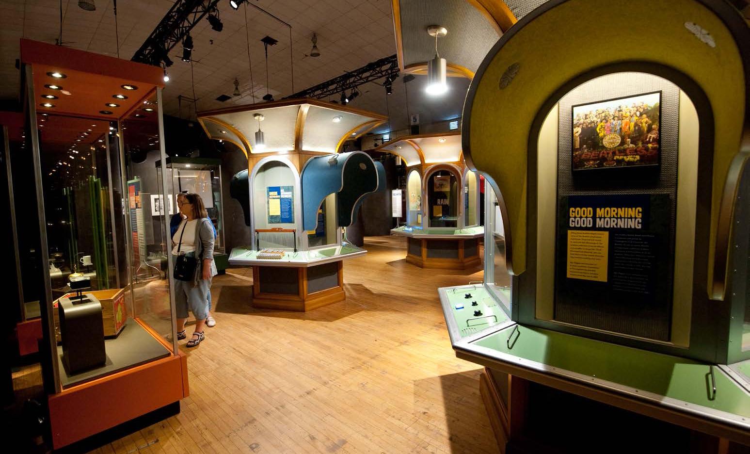 The Magical History Tour: A Beatles Memorabilia Exhibition