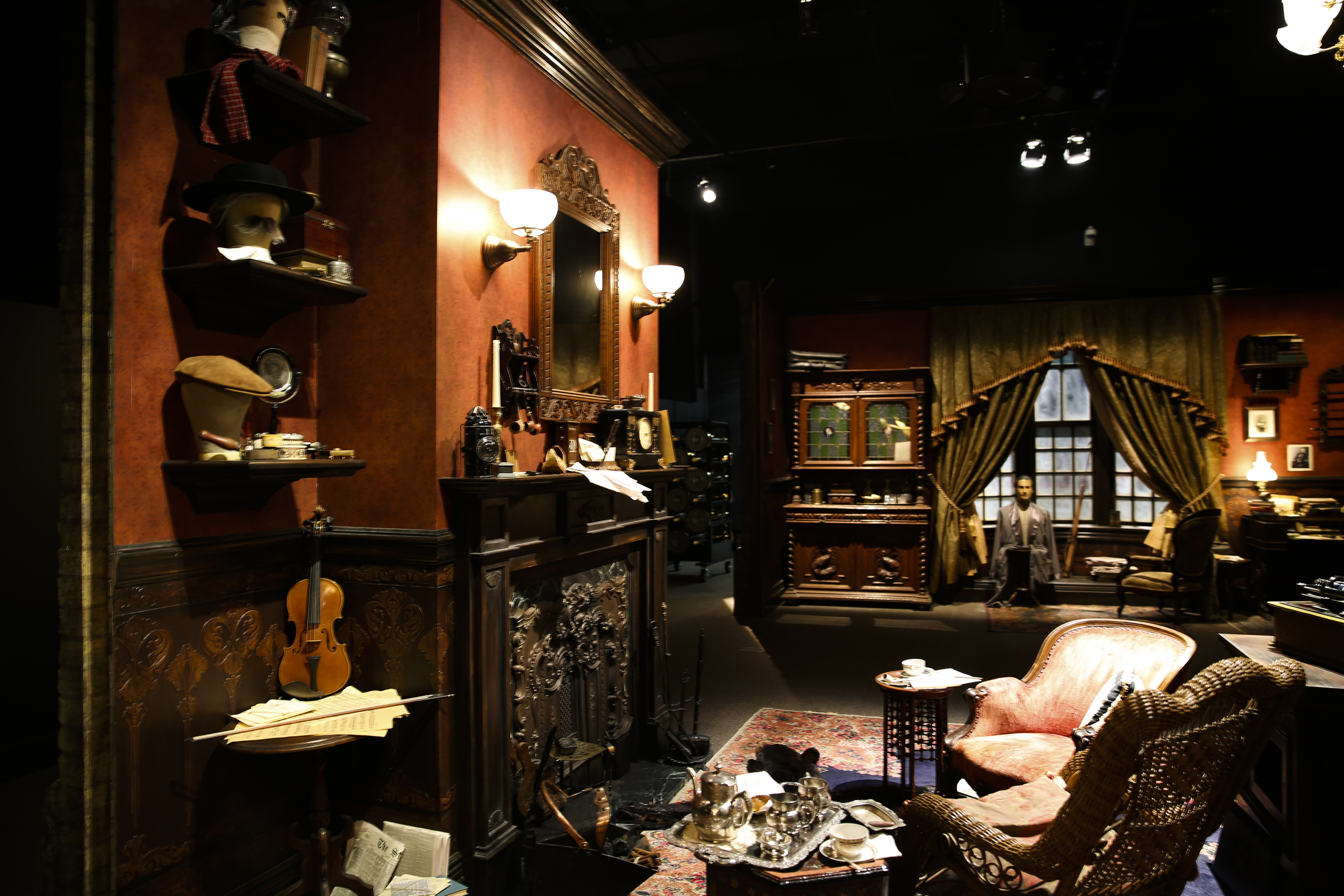 The International Exhibition of Sherlock Holmes