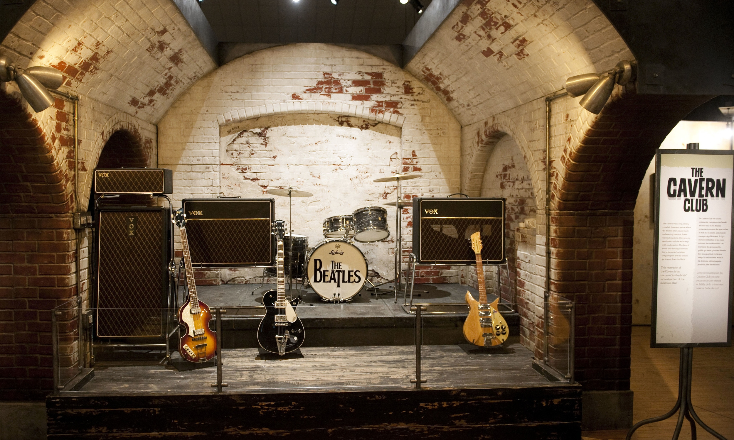 The Magical History Tour: A Beatles Memorabilia Exhibition
