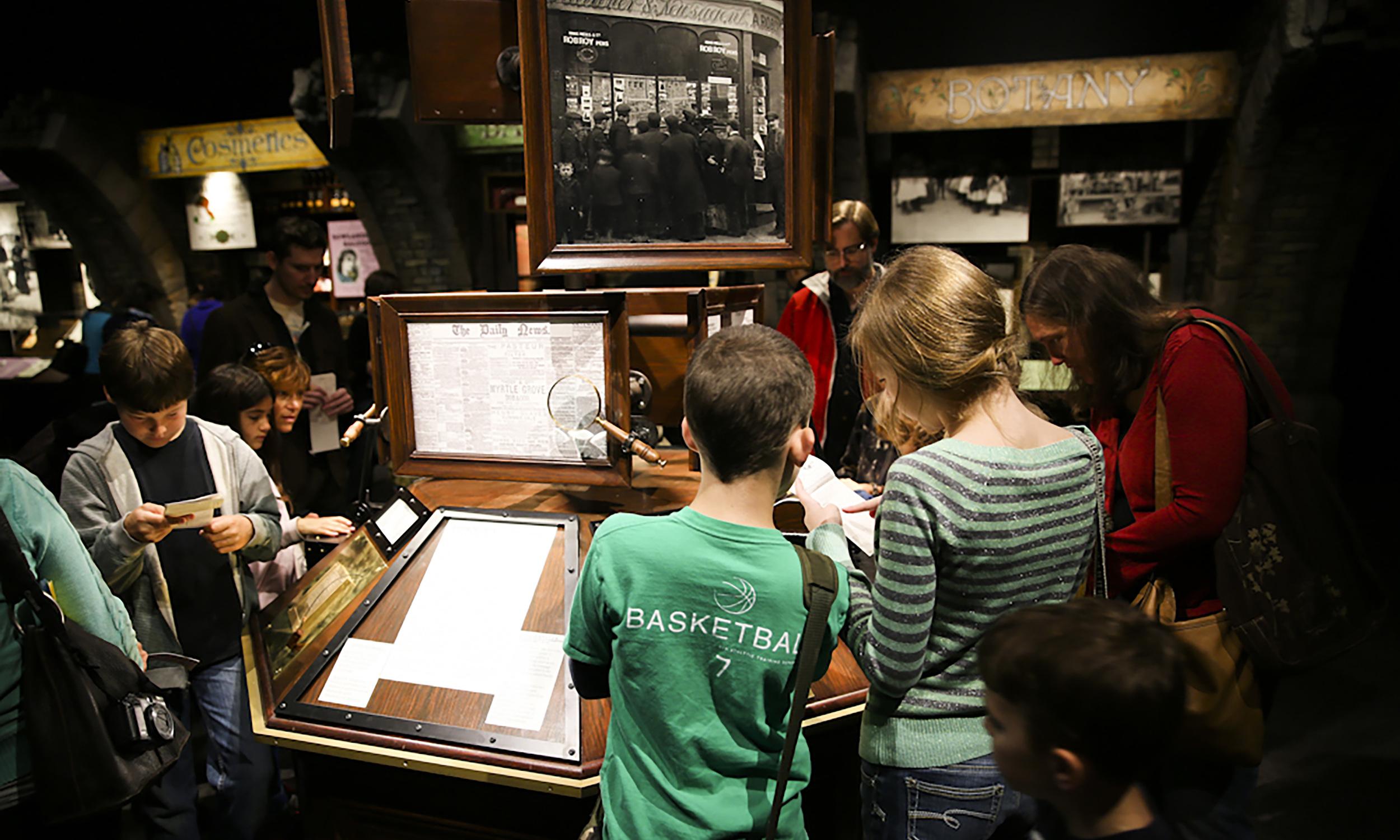 The International Exhibition of Sherlock Holmes