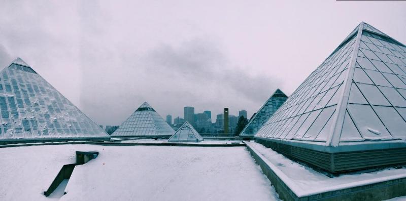 Muttart Conservatory - Edmonton