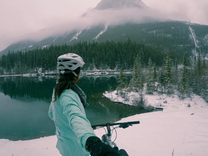 Always exploring - Canmore