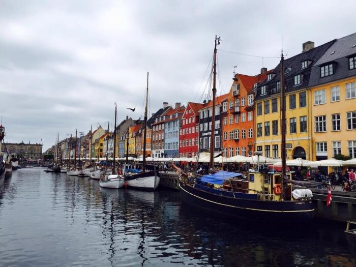 Nyhavn, I love you