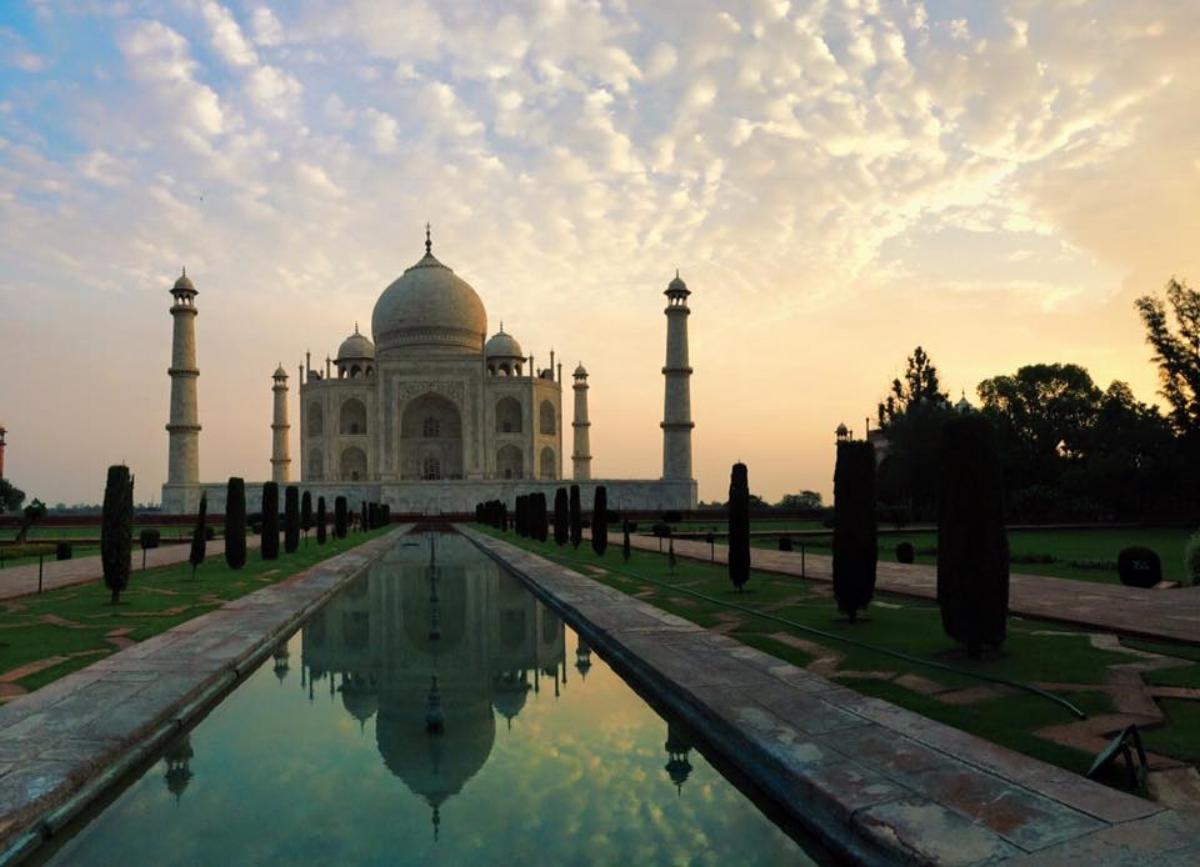 Taj baby - Agra