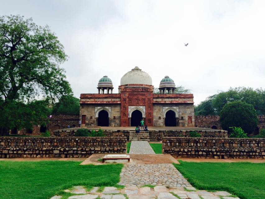 Lodi Gardens - Dehli