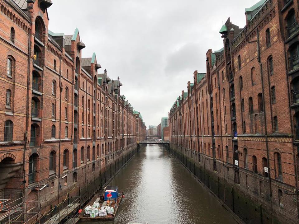Hamburg has more bridges than Venice and Amsterdam combined