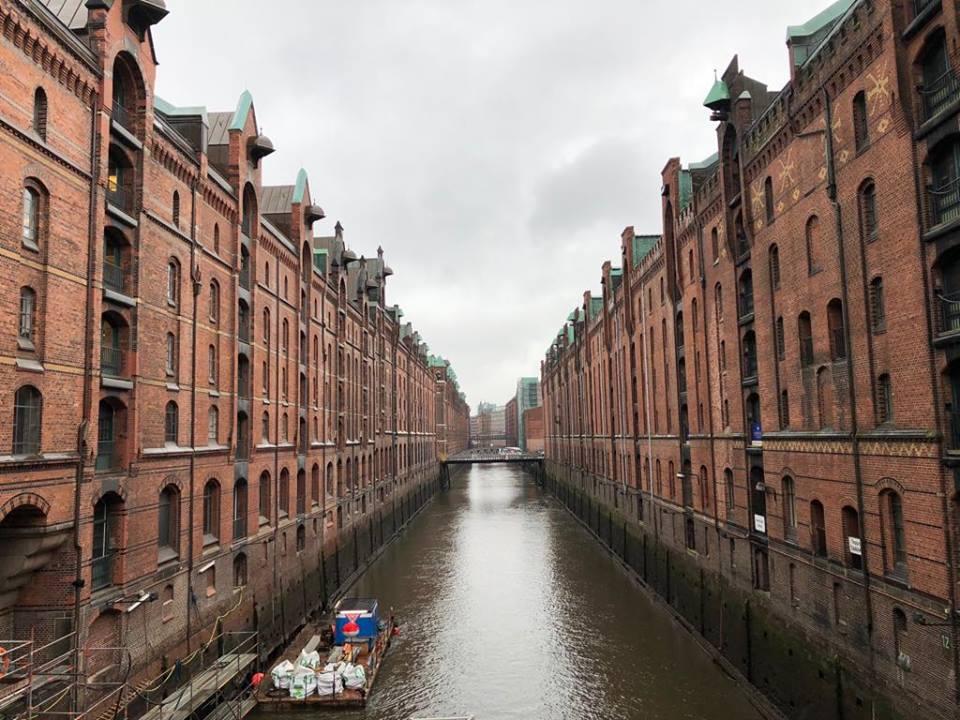 Hamburg has more bridges than Venice and Amsterdam combined