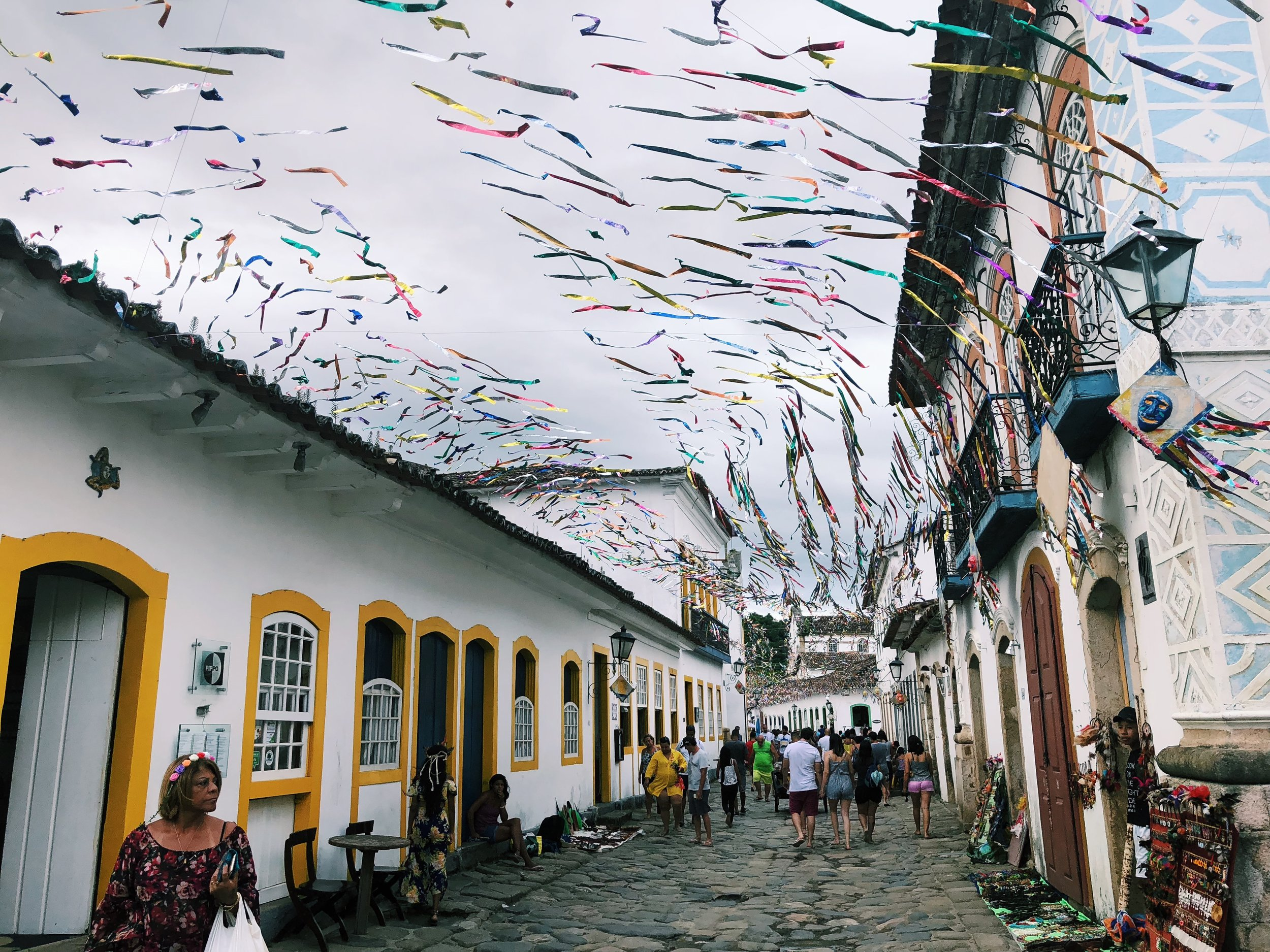 Old Town, Paraty