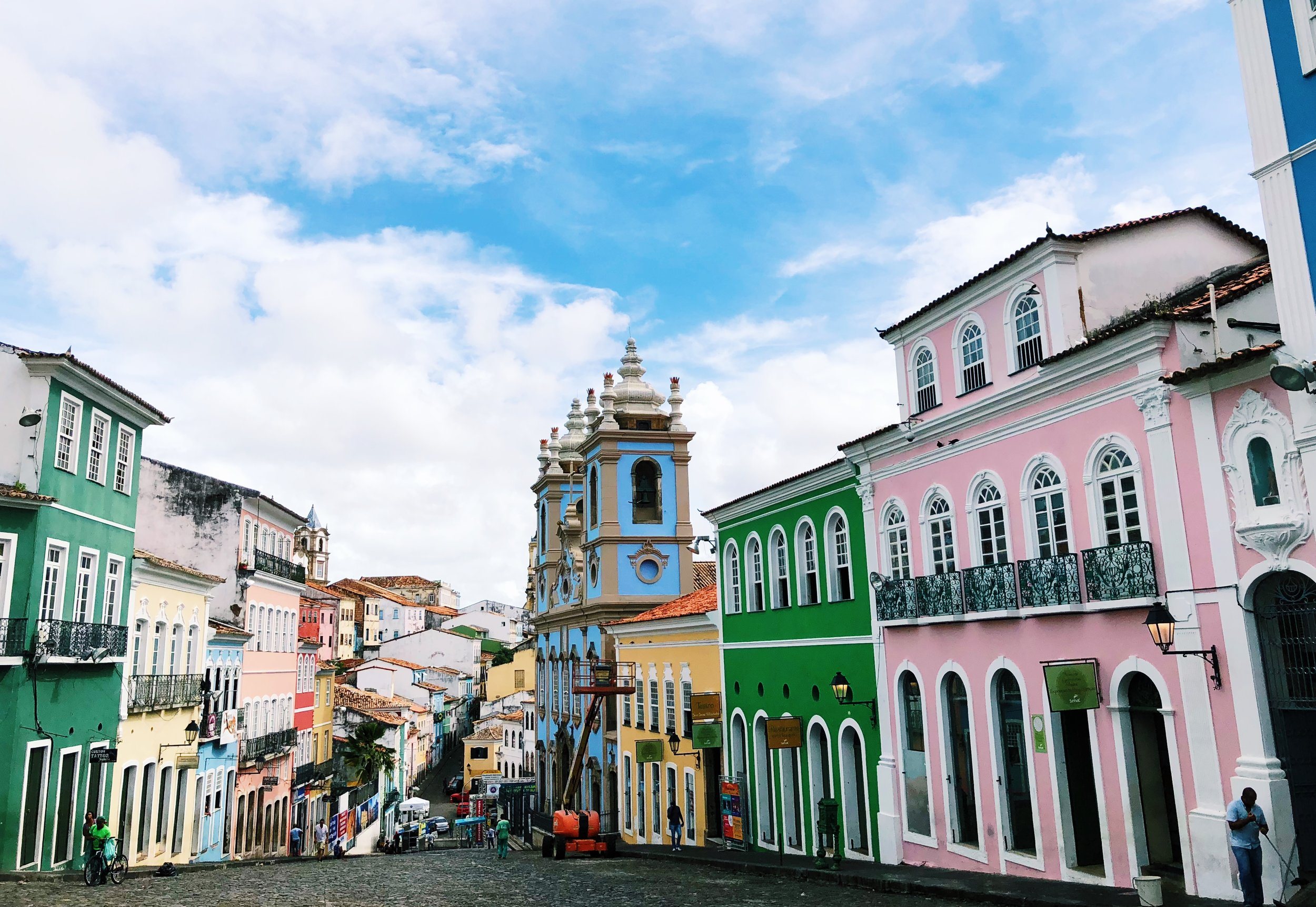 Salvador, Bahia...aka Candyland