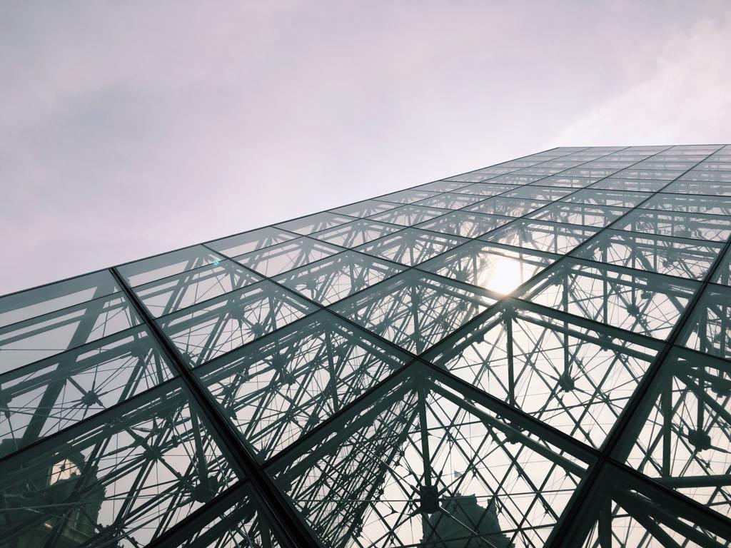 Louvre views