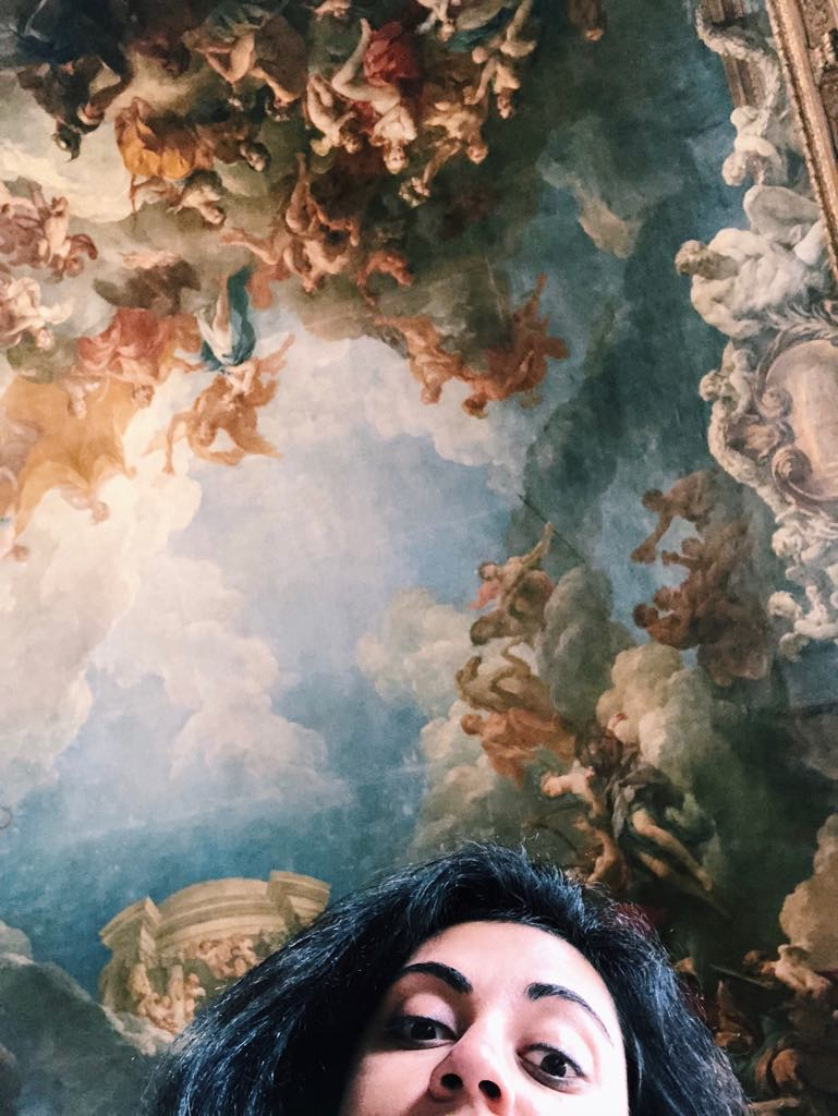 Versailles was ridiculous
