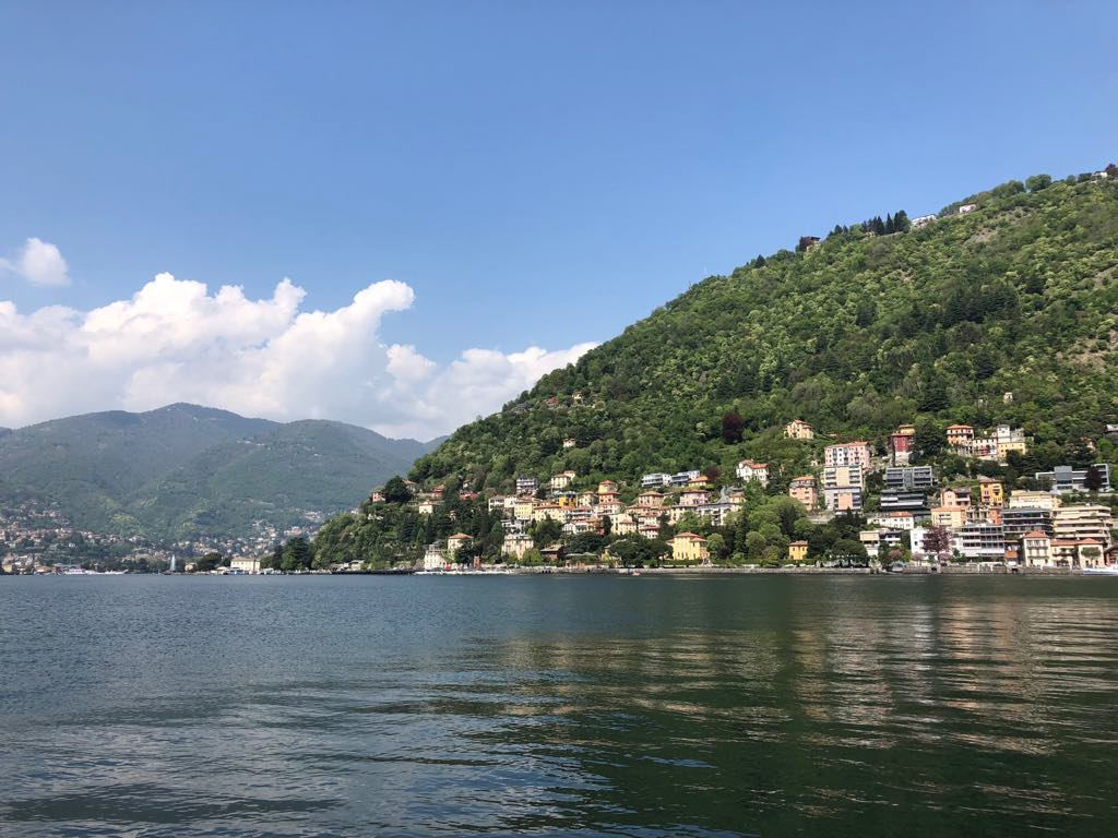 Lago di Como but this picture does it absolutely noooo justice