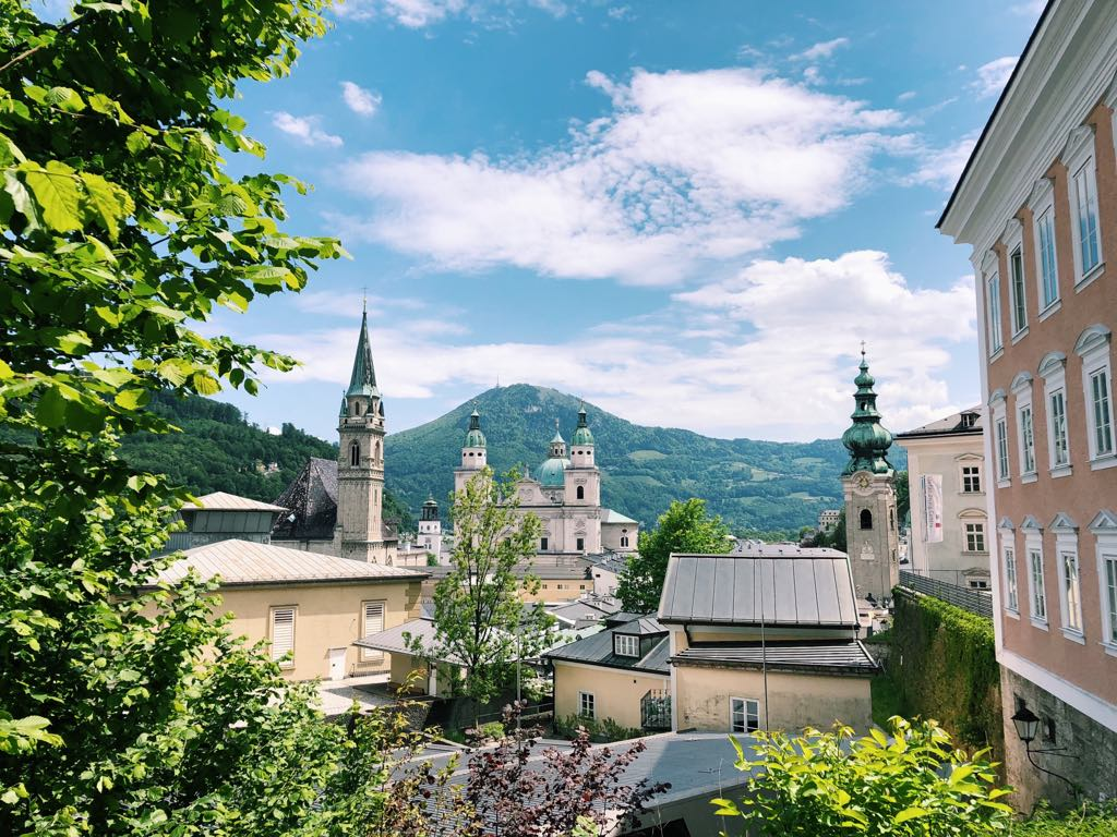 Salzburg...too much beauty going on here