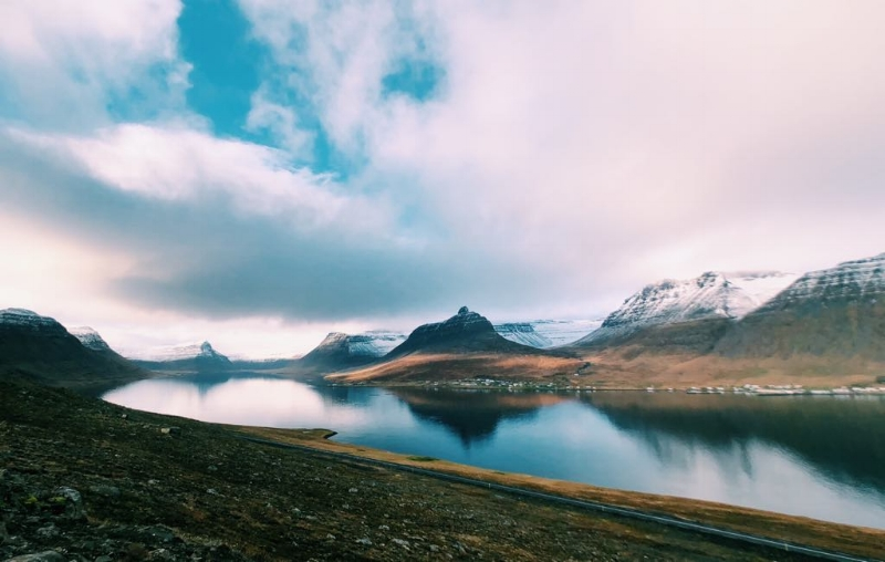 Westfjords…literally the only people out here