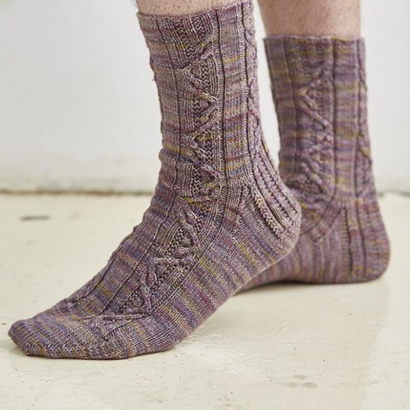 Delbert, sock of ages