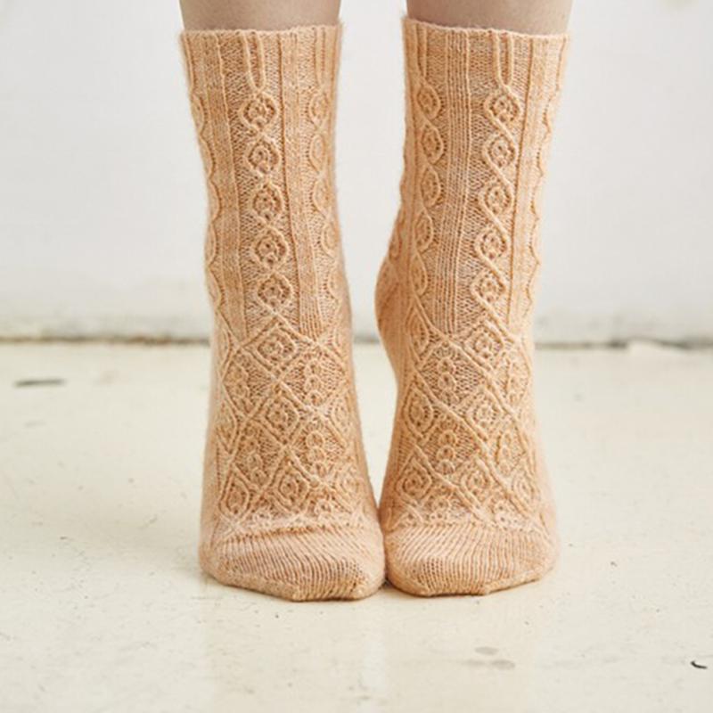 Laverne, angel of socks