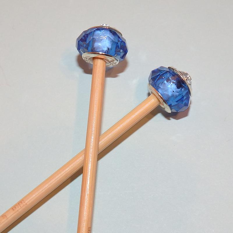 3.5mm Dark Blue Jewel