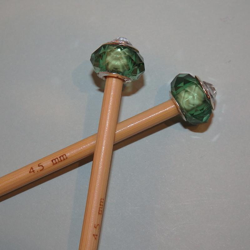 4.5mm Dark Green Jewel