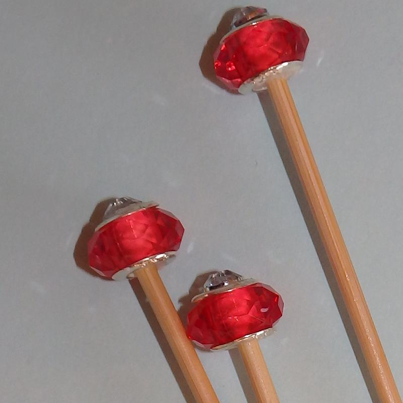 3.0mm Red Jewel