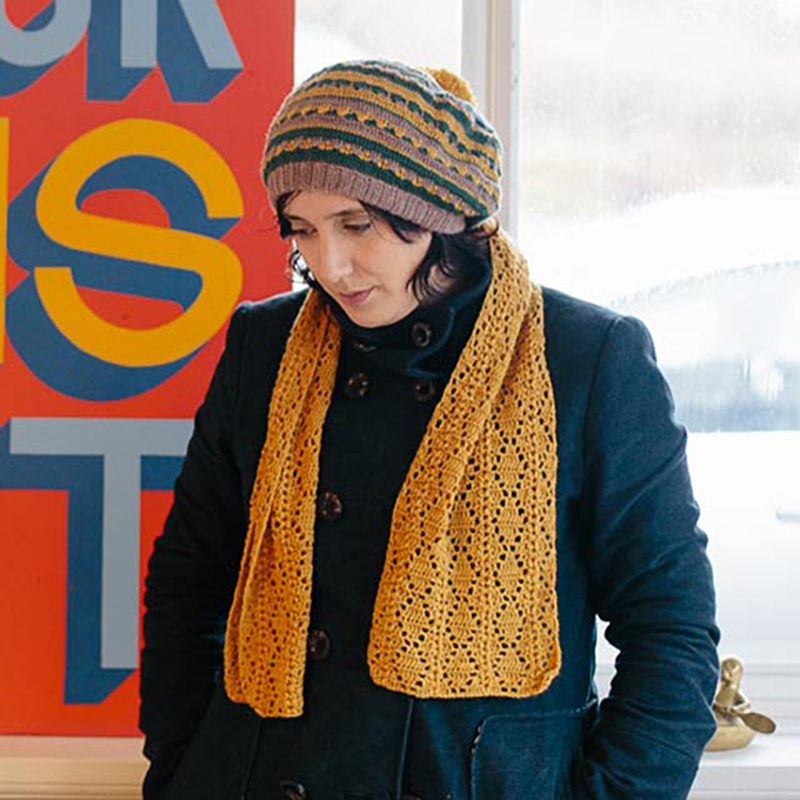 Worcester scarf