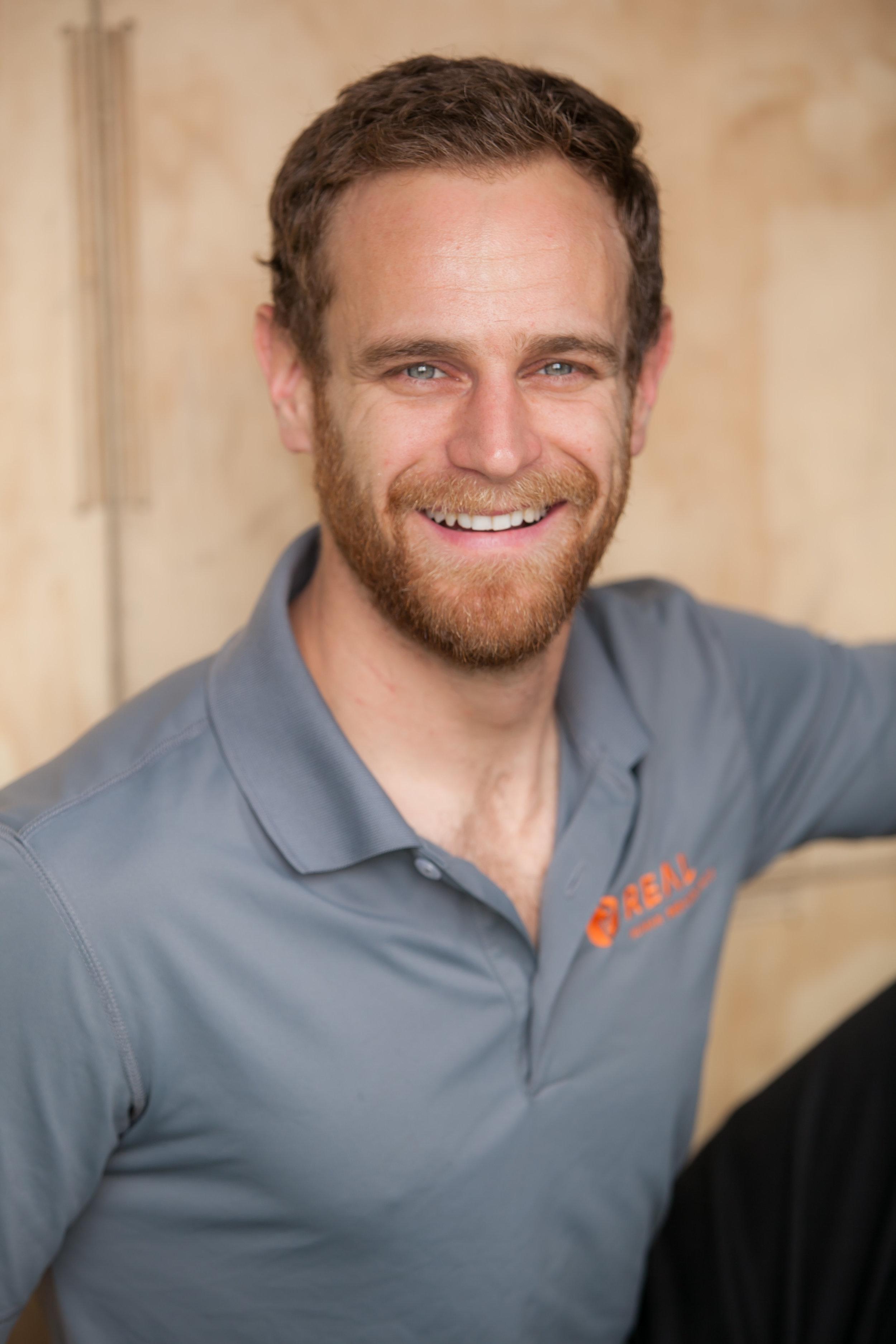 Chris Wissman   Director of Fitness Programs