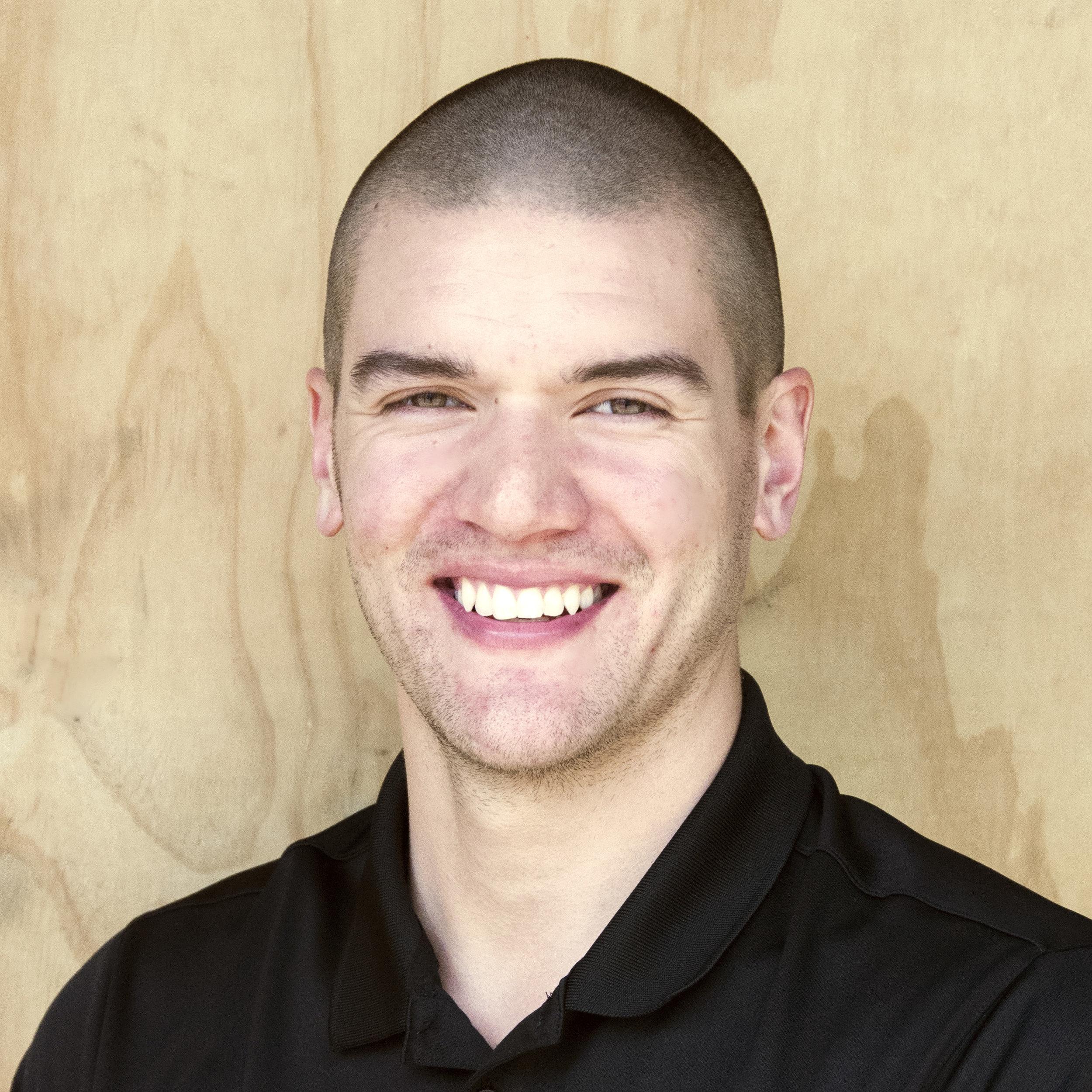 Bryan Barthelmas   REAL HIIT and Fusion Instructor
