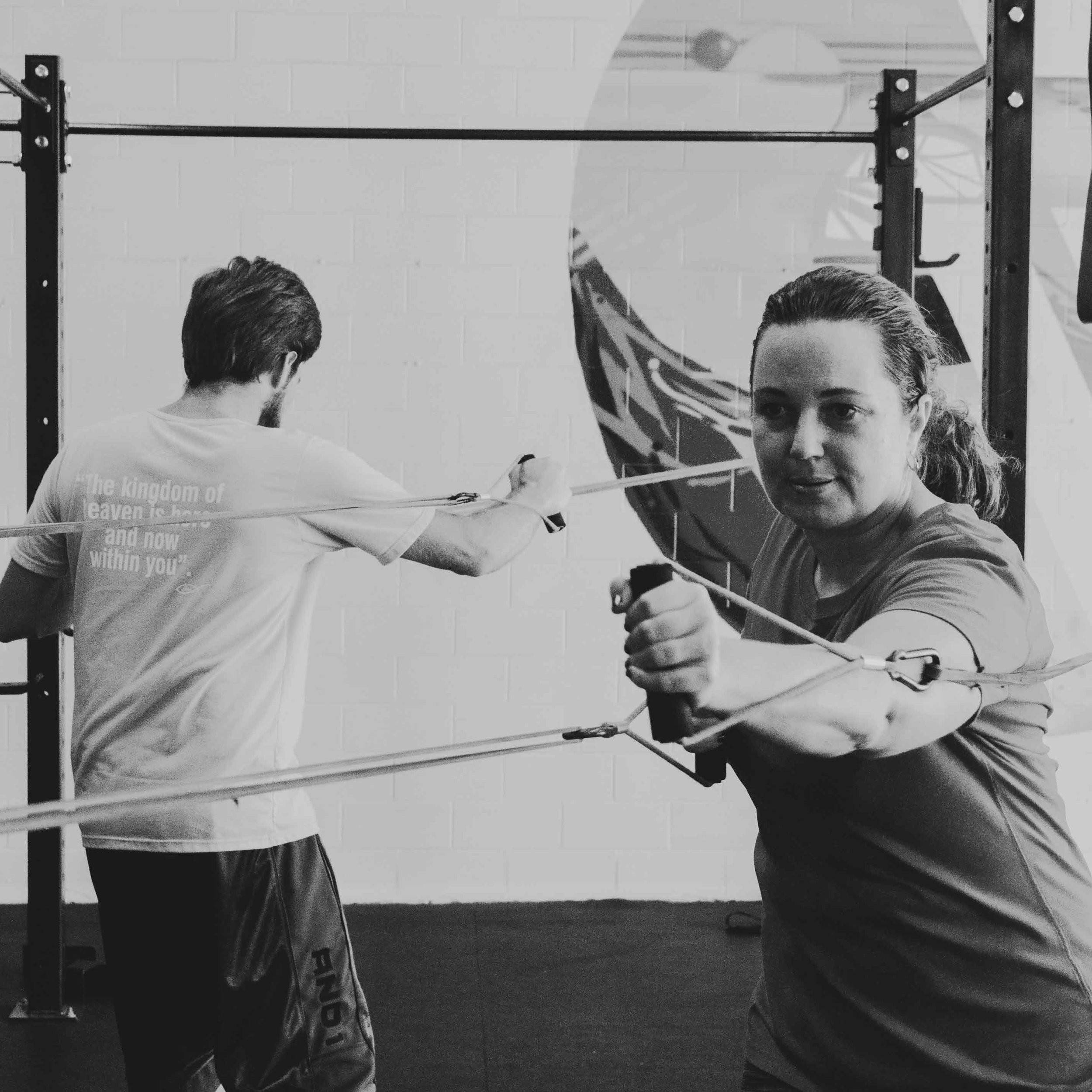 Fitness + Performance    Small group  personal training     Learn More