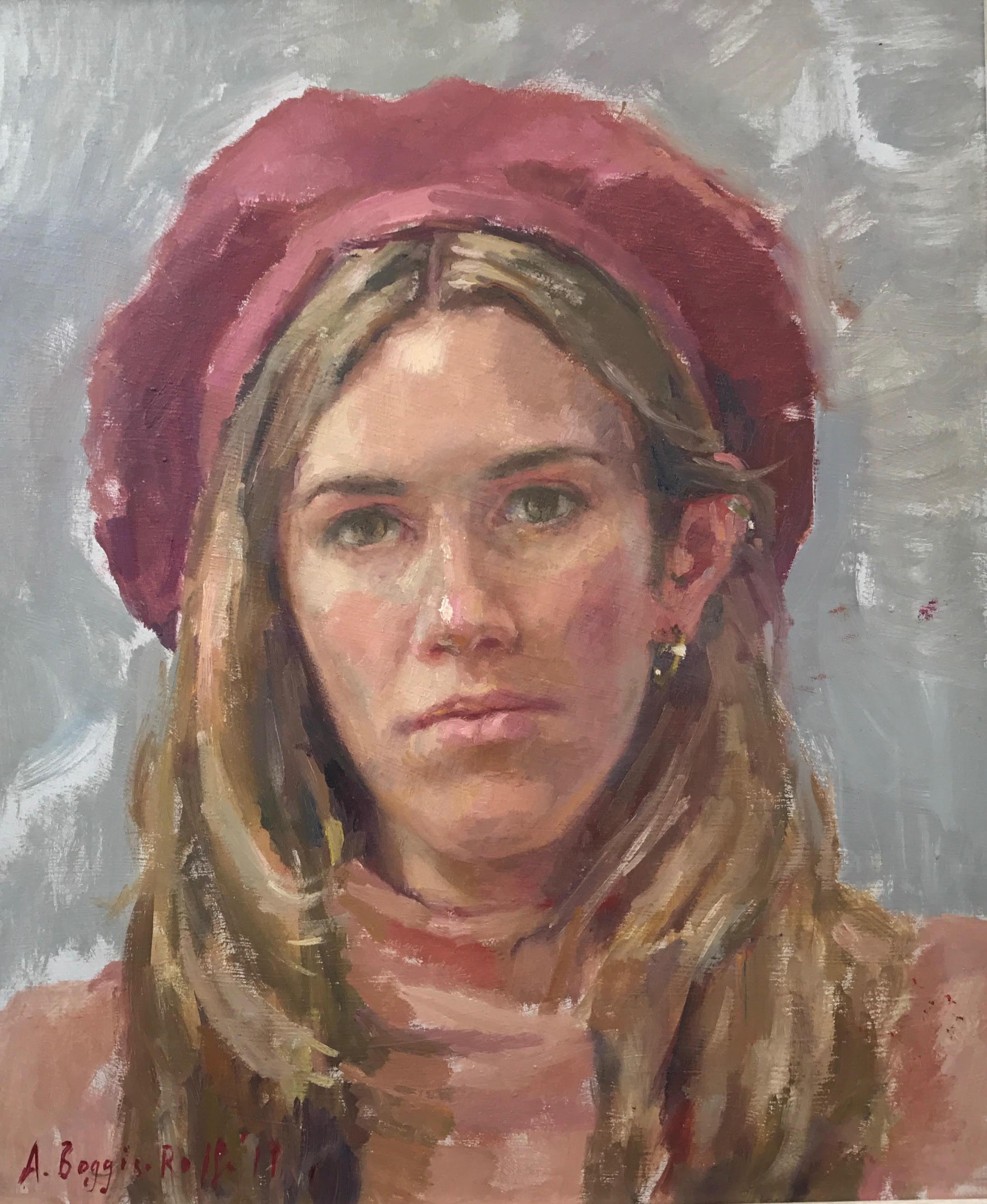 be9d962b Self Portrait in a Pink Beret.jpg
