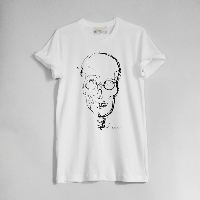 Skull T-Shirts for Alter Brooklyn