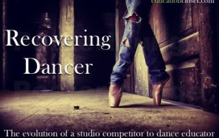 Recovering Dancer