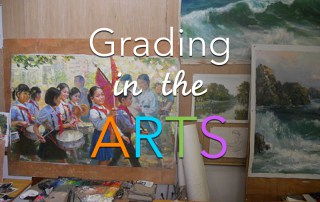 Grading in the Arts