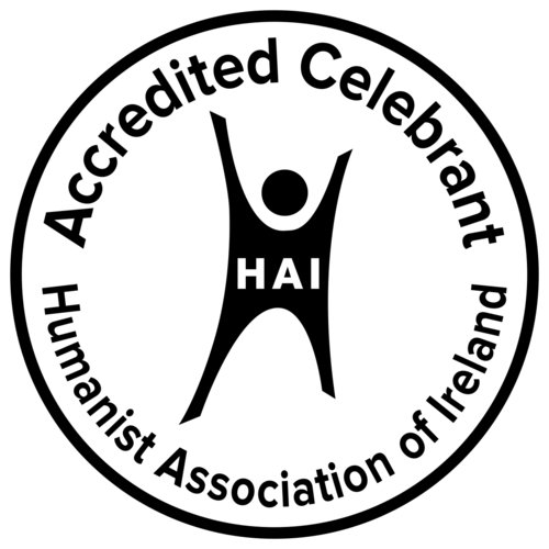 Accredited Humanist Celebrant logo