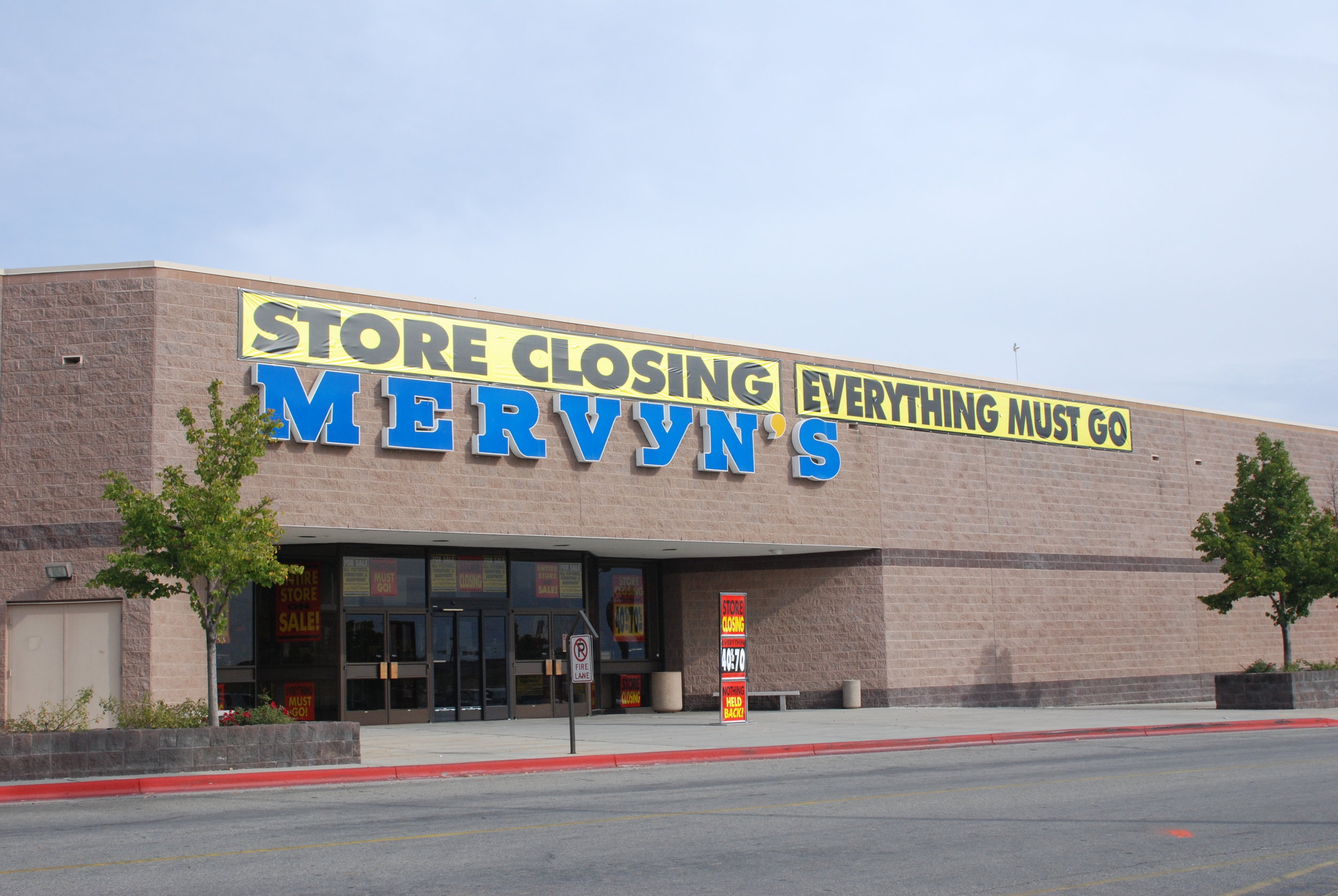 The Boise Mervyn's store closed along with the rest of the chain. It was replaced by Kohl's. Photo:  Caldorwards4  via Wikimedia Commons.