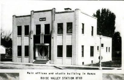 Courtesy History of Idaho Broadcasting Foundation