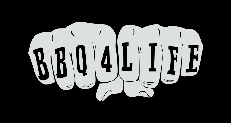 The BBQ4LIFE logo