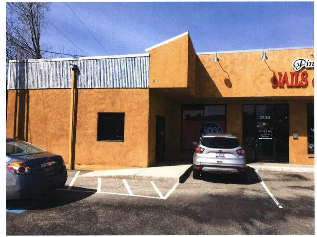 Future location of Critty's in Boise. Via public filing.