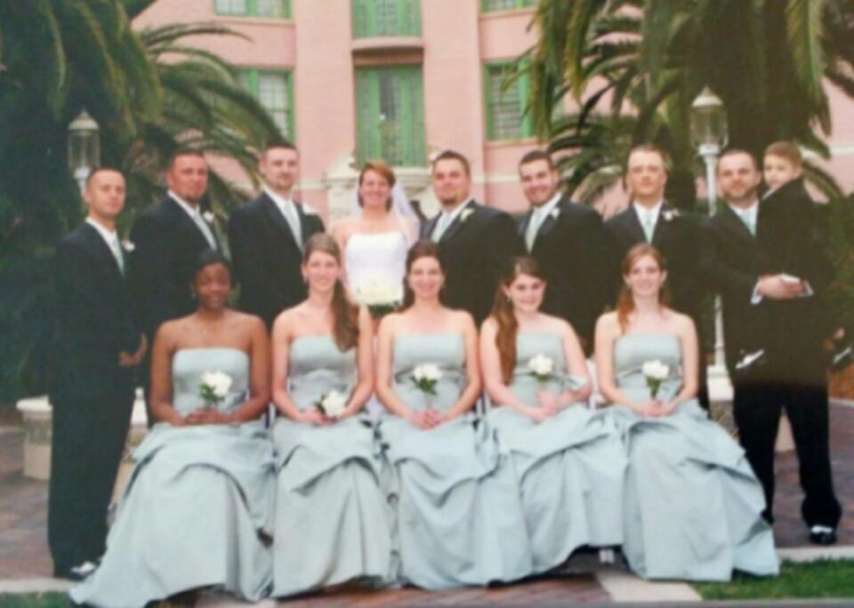 Lauren and Derek's Wedding (St.Petersburgh, FL.)
