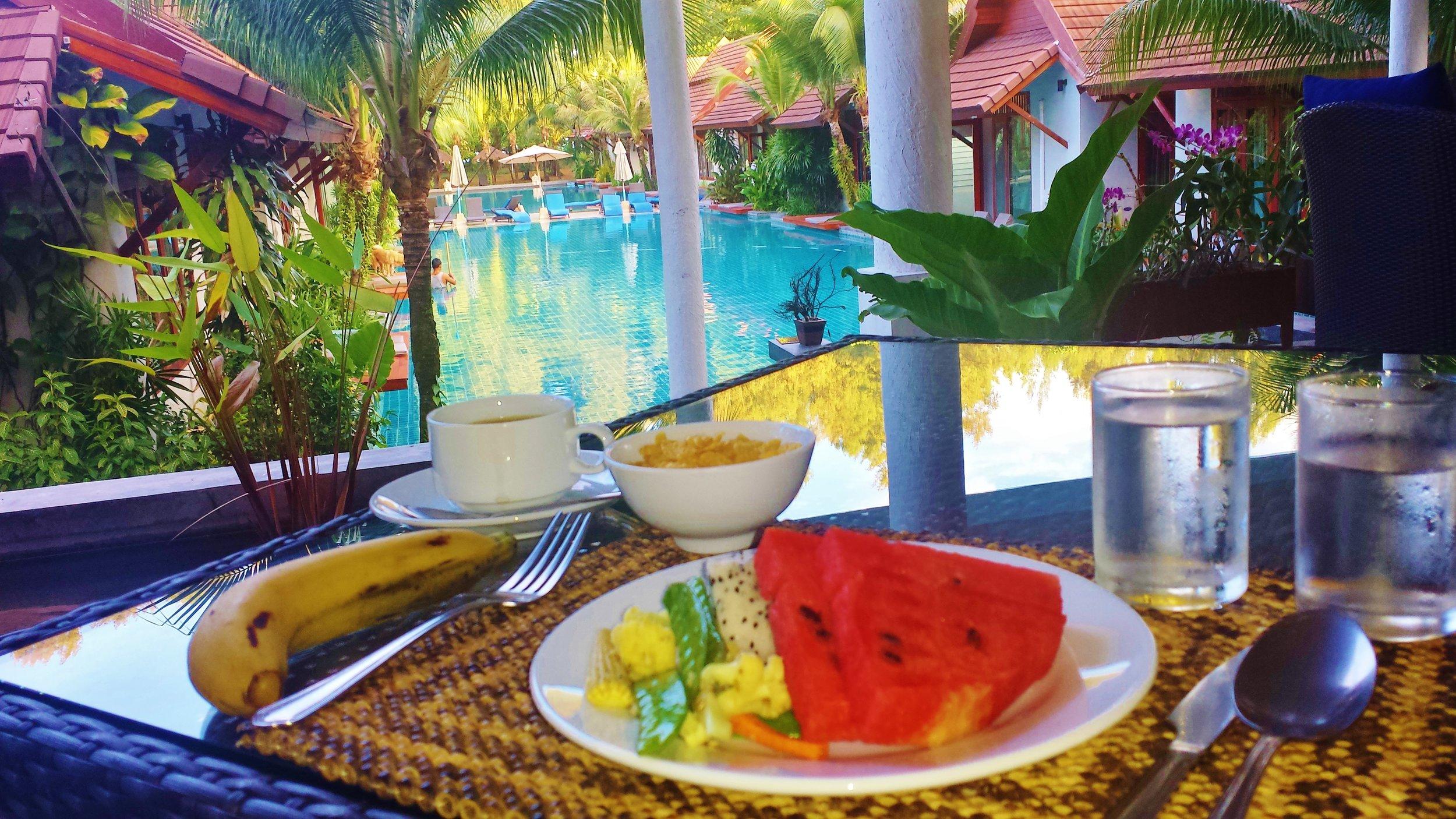 Photo taken at  L'esprit de Naiyang Resort  in Phuket, Thailand
