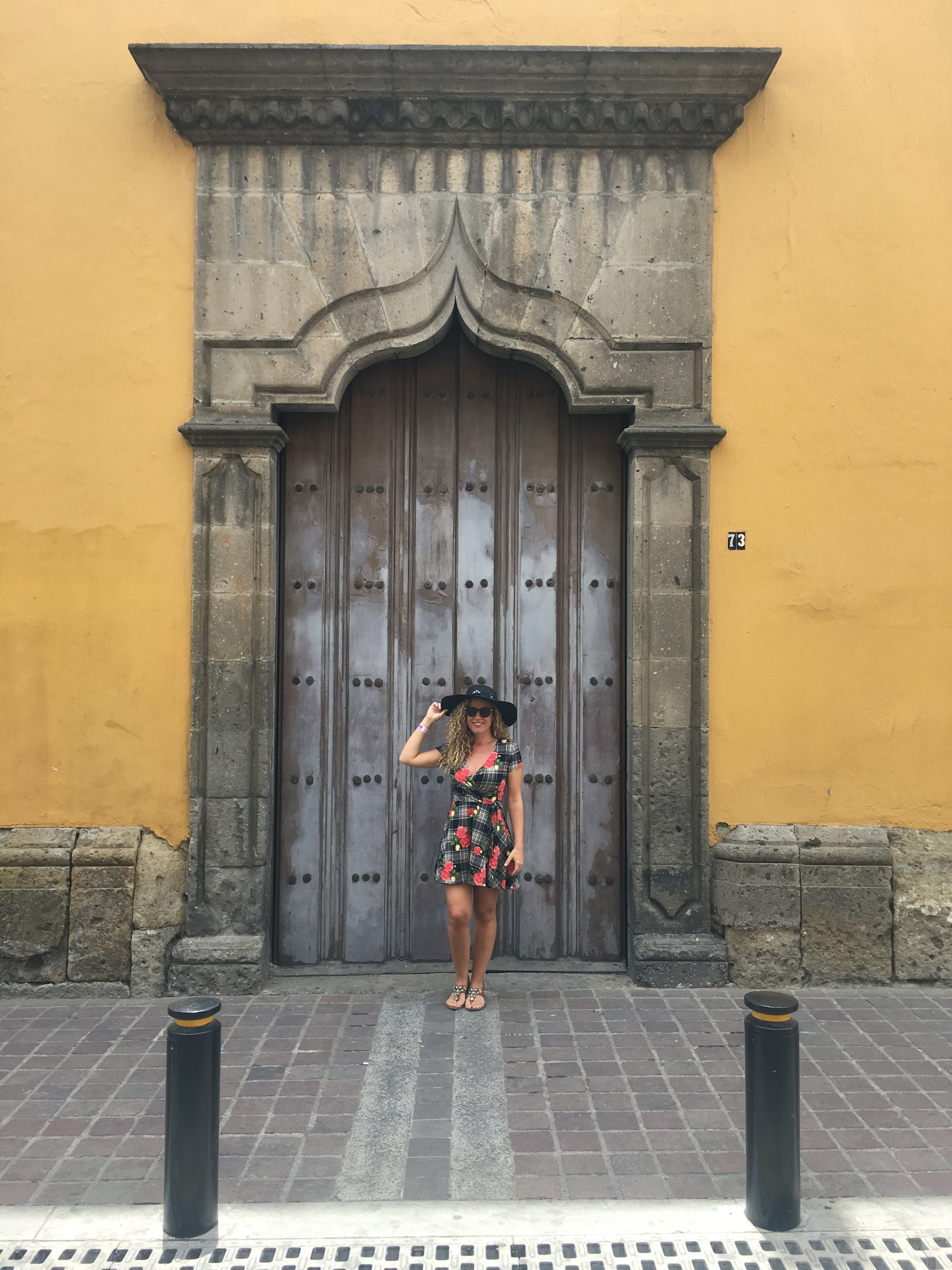 Say cheese! The street art & photo opps in GDL are endless!