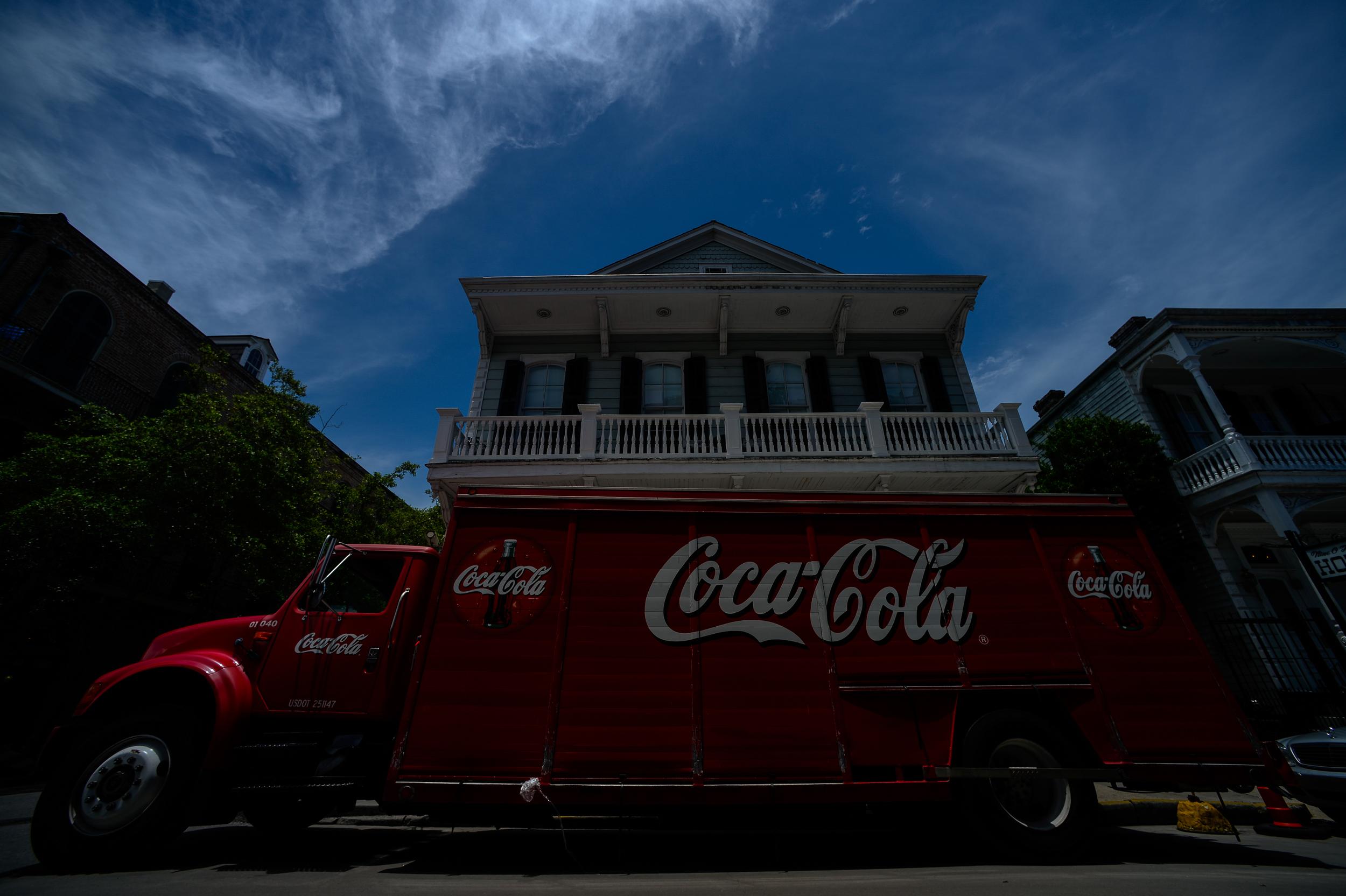 Quarter Coke