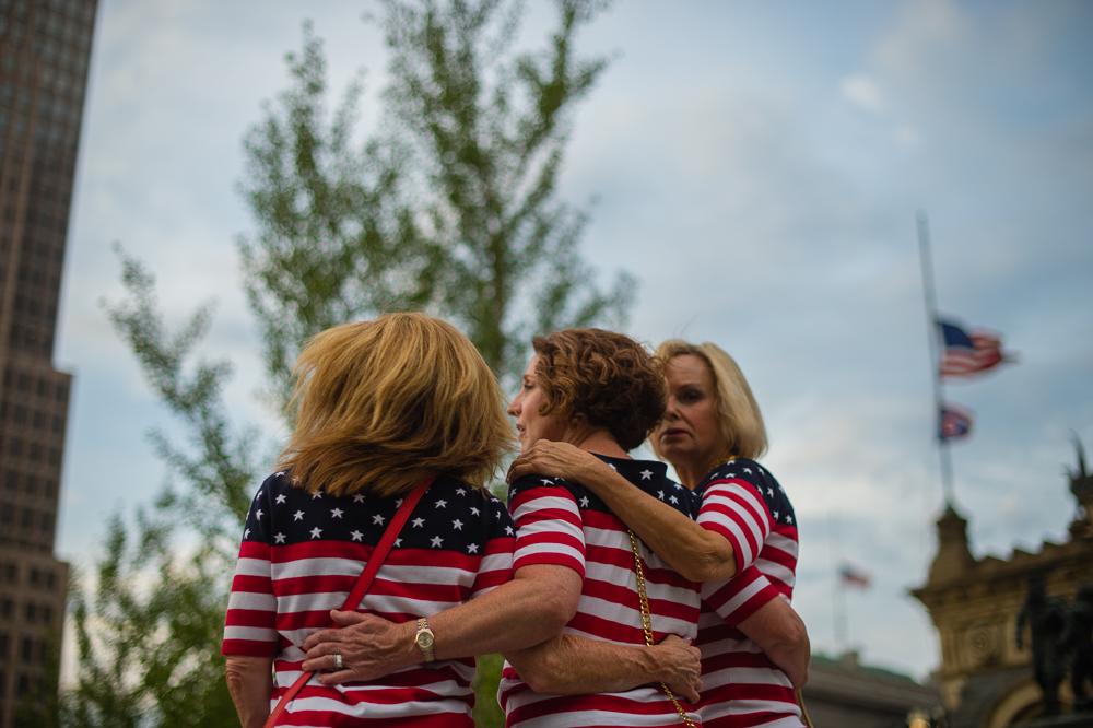 Patriotic Ladies