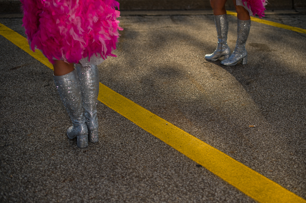 Twins Day, 2016 in Twinsburgh, Ohio. © Andrew Dolph, 2016