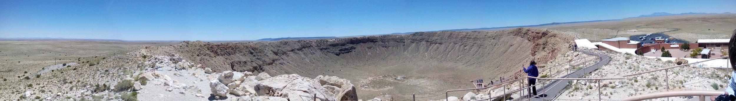 Meteor Crater, Arizona - Credit: 2 Grumpy People