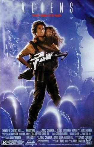 Aliens, 20th Century Fox, 1986