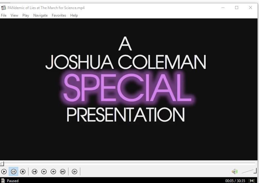 special presentation screenshot
