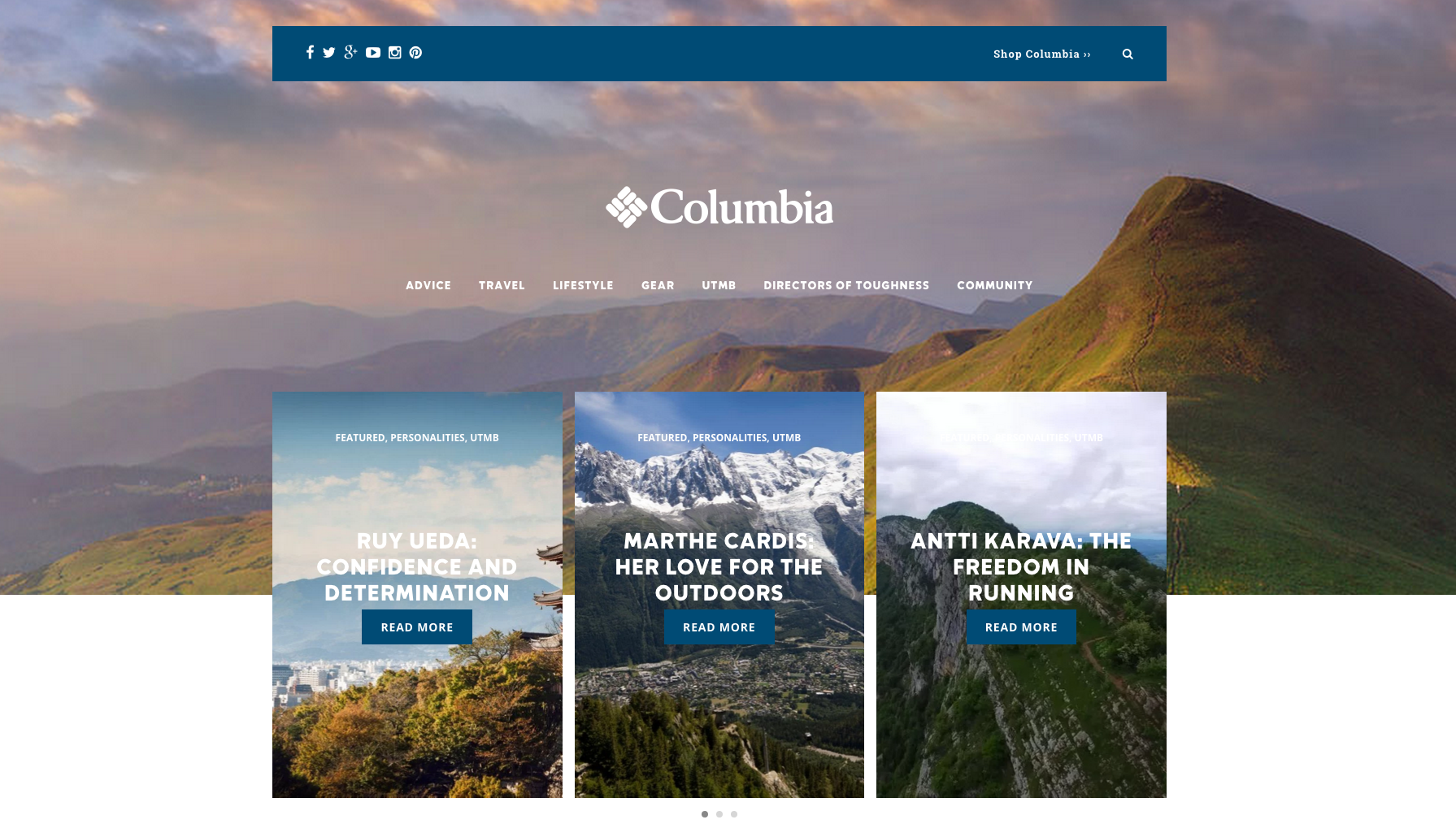Columbia Blog HP.png