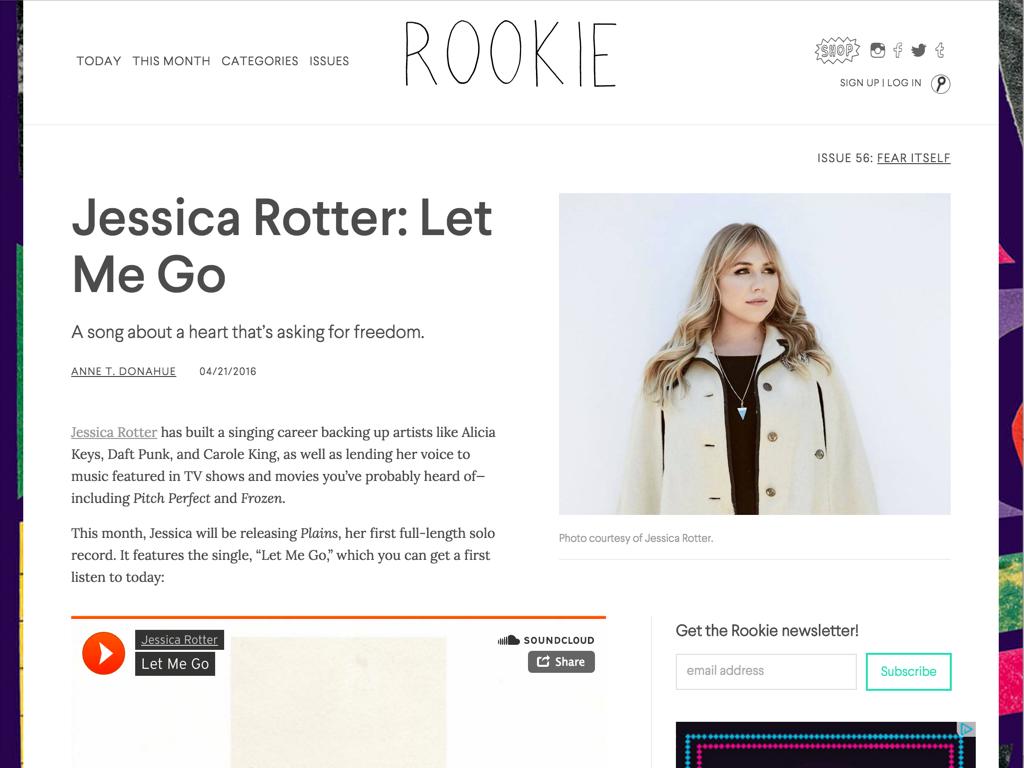 Jessica Rotter
