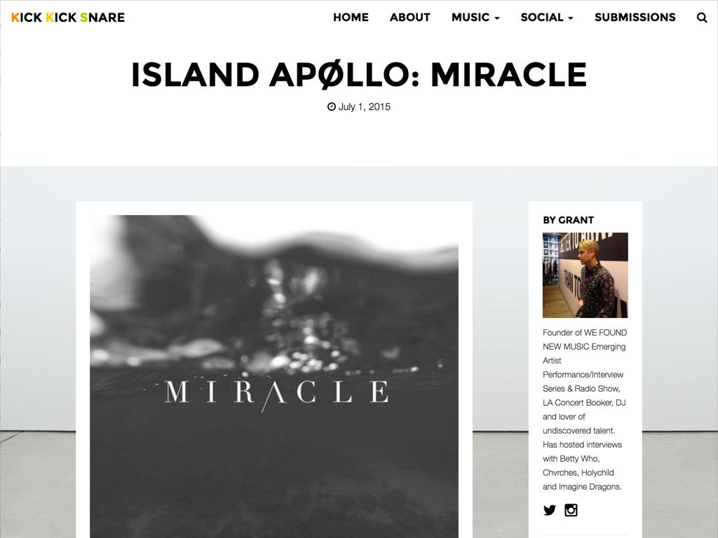 Island Apollo